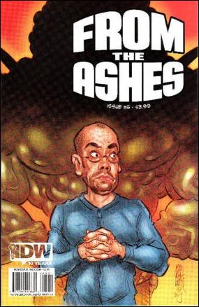 From the Ashes 5-A by IDW