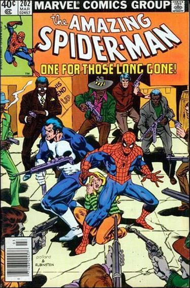Amazing Spider-Man (1963) 202-A by Marvel