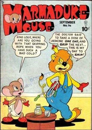 Marmaduke Mouse 14-A