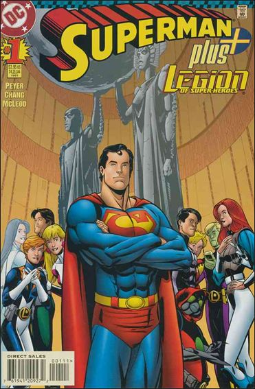 Superman Plus 1-A by DC