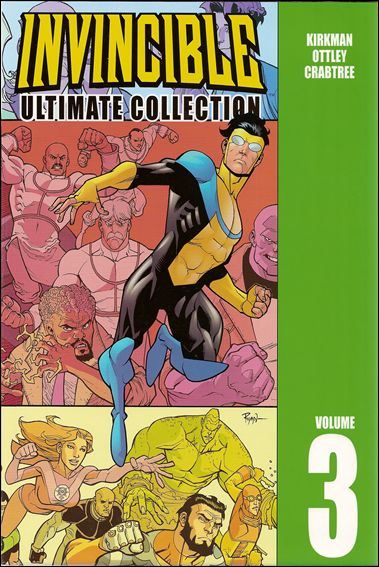 Invincible: Ultimate Collection 3-A by Image