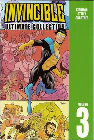 Invincible: Ultimate Collection 3-A