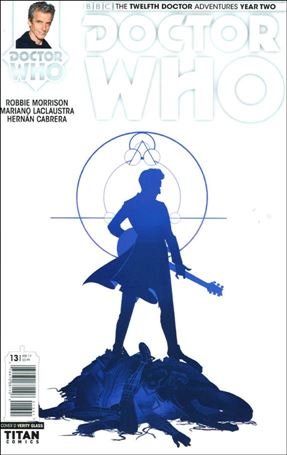 Doctor Who: The Twelfth Doctor Year Two 13-D