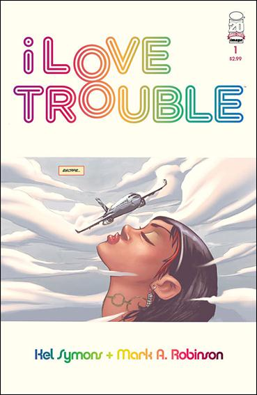 I Love Trouble 1-A by Image