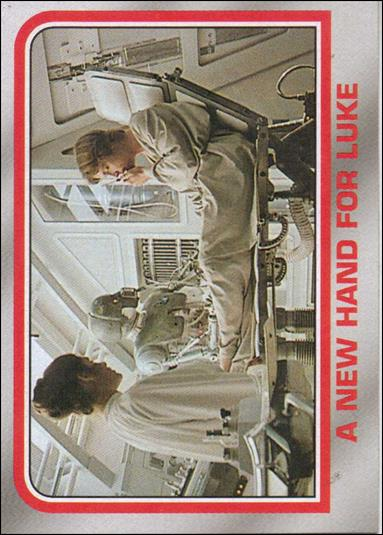 Star Wars Heritage  (Base Set) 43-A by Topps