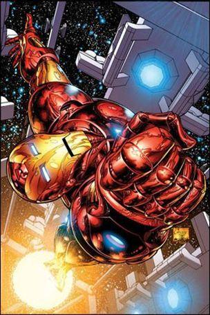 Invincible Iron Man (2008) 1-H