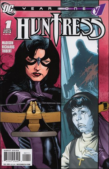 Huntress: Year One 1-A by DC
