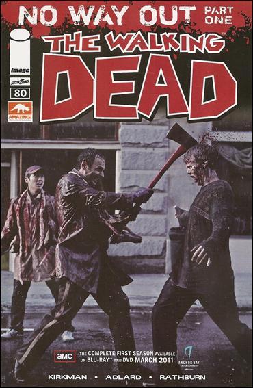 Walking Dead (2003) 80-B by Image