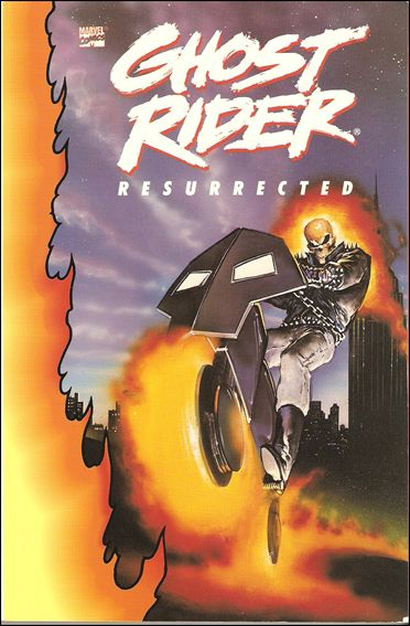 Ghost Rider: Resurrected 1-A by Marvel