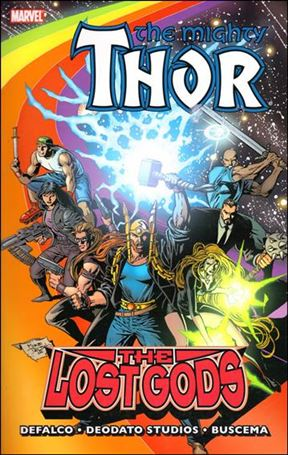 Thor: The Lost Gods nn-A
