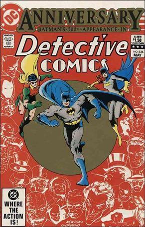 Detective Comics (1937) 526-A