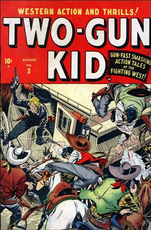 Two-Gun Kid 3-A