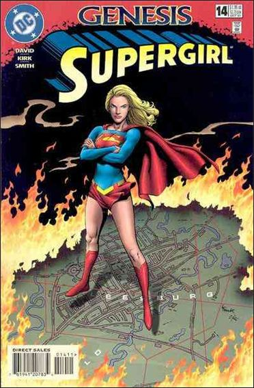 Supergirl (1996) 14-A by DC
