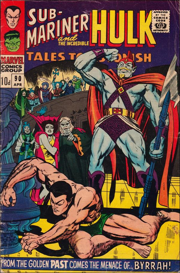 Tales to Astonish (1959) 90-B by Marvel