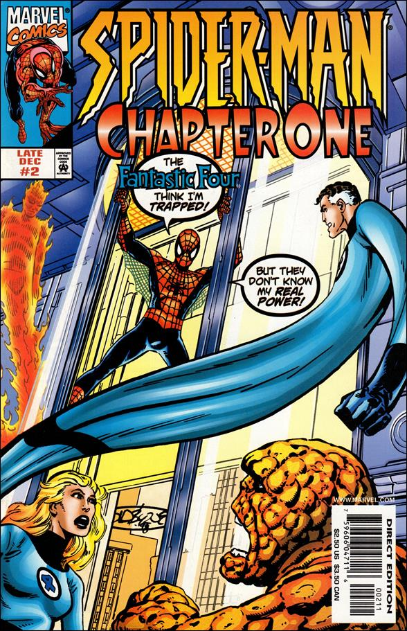 Spider-Man: Chapter One 2-A by Marvel