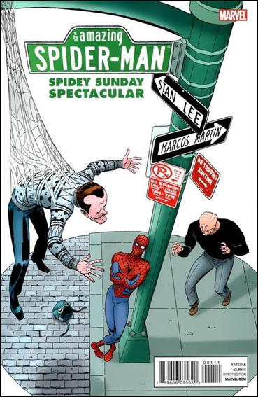 Spidey Sunday Spectacular 1-A by Marvel