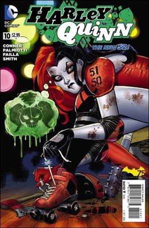 Harley Quinn (2014) 10-B