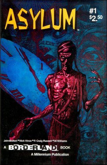 Asylum (1993) 1-A by Millennium