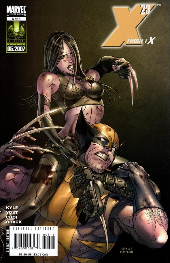 X-23: Target X 6-A by Marvel