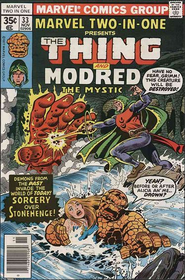 Marvel Two-In-One (1974) 33-A by Marvel