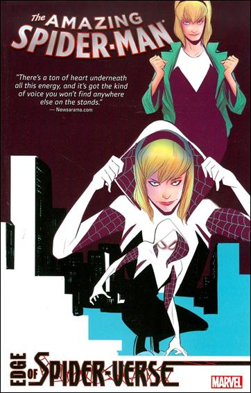 Amazing Spider-Man: Edge of Spider-Verse 1-A by Marvel