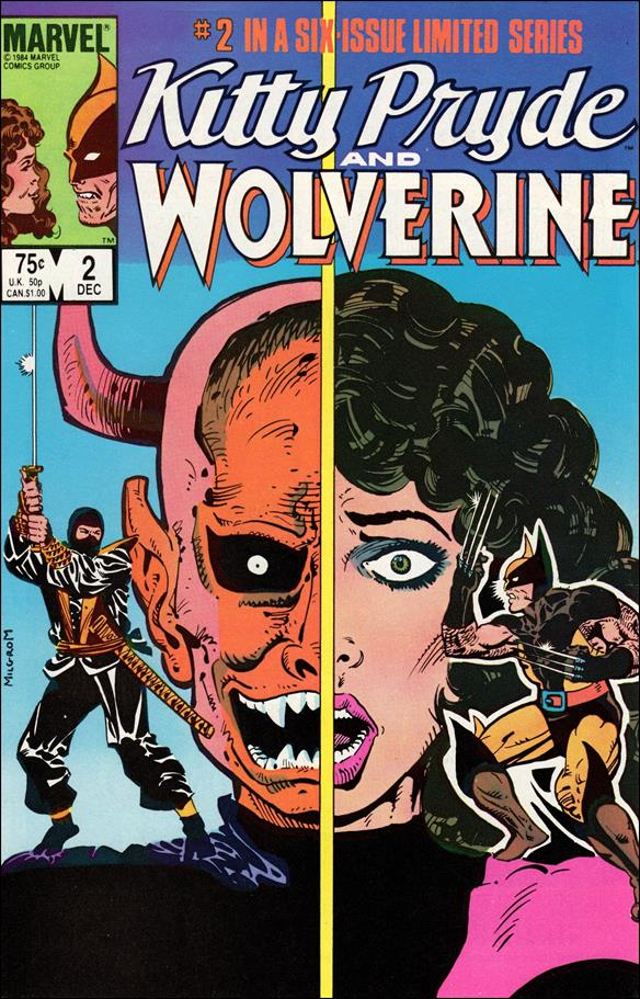 Kitty Pryde and Wolverine 2-A by Marvel