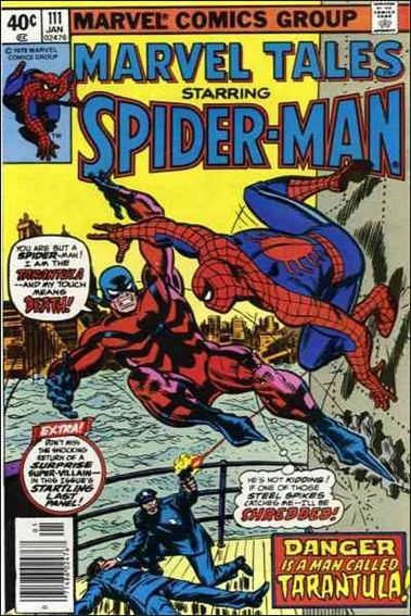 Marvel Tales (1966) 111-A by Marvel