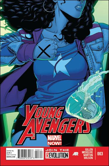 Young Avengers (2013) 3-A by Marvel