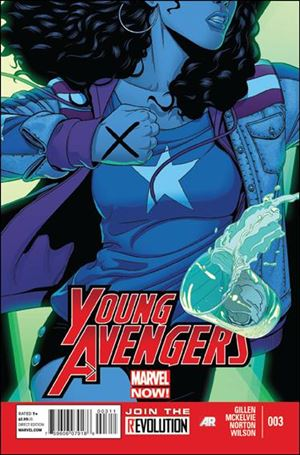 Young Avengers (2013) 3-A