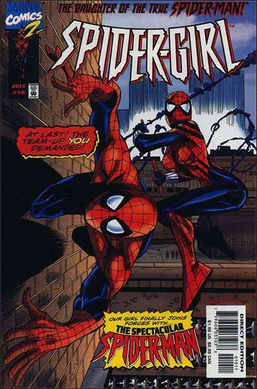 Spider-Girl (1998) 10-A by Marvel