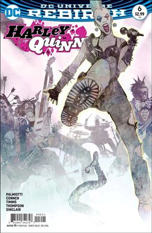 Harley Quinn (2016) 6-B