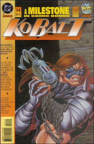 Kobalt 14-A by Milestone