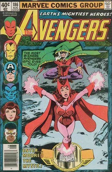 Avengers (1963) 186-A by Marvel