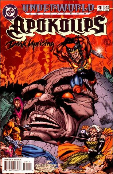 Underworld Unleashed: Apokolips - Dark Uprising 1-A by DC