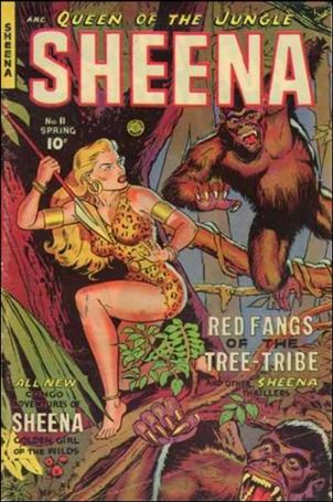 Sheena, Queen of the Jungle 11-A