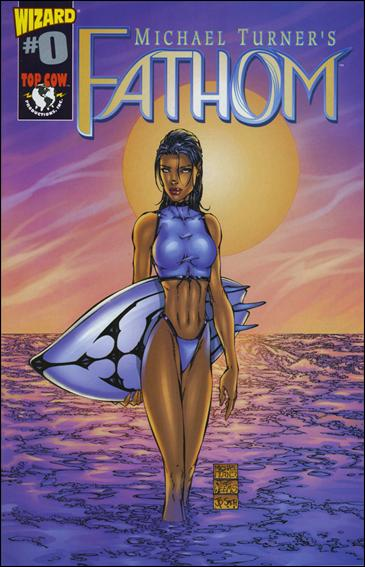 Fathom (1998) 0-A by Top Cow