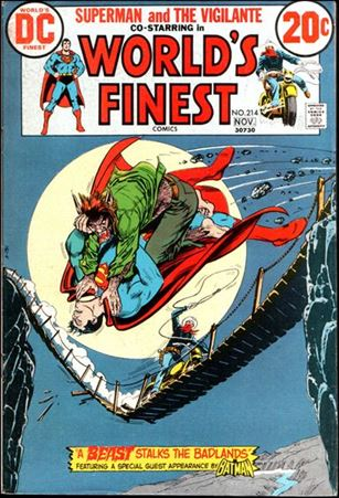 World's Finest Comics 214-A