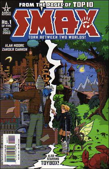 Smax 1-A by America's Best Comics