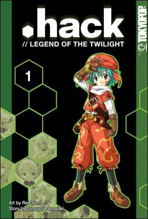 .hack//Legend of the Twilight  1-A by Tokyopop