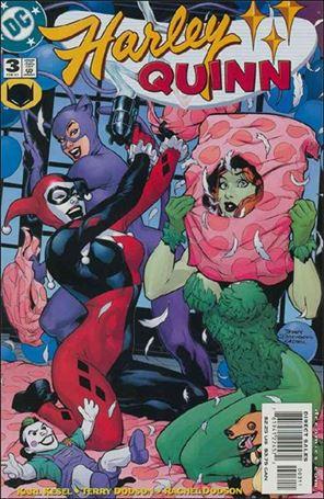 Harley Quinn (2000) 3-A
