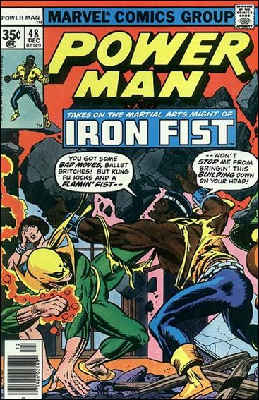 Power Man 48-A by Marvel