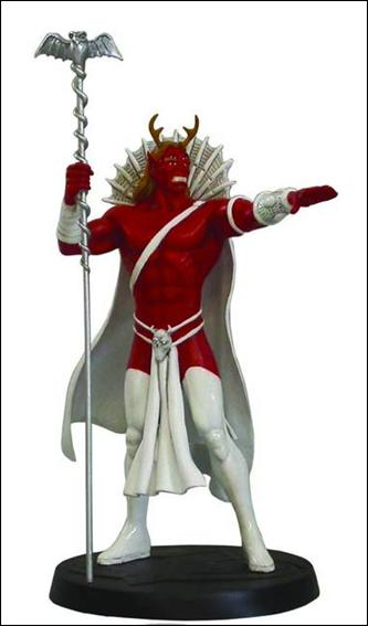 DC Comics Super Hero Collection ... Trigon, Jan 2011 Statue / Bust by ...