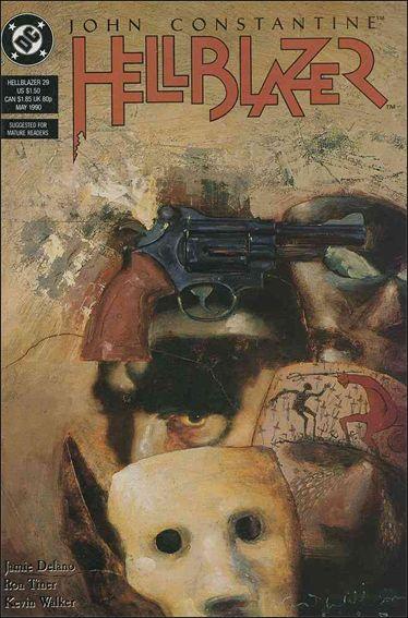 Hellblazer (1988) 29-A by Vertigo