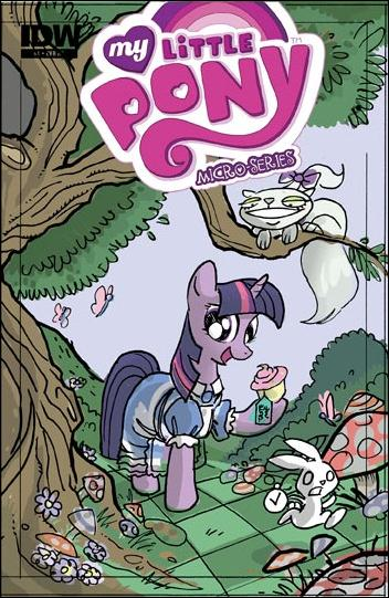 My Little Pony Micro-Series  1-I by IDW