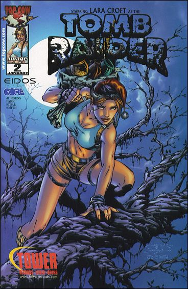 Tomb Raider: The Series 2-E by Top Cow