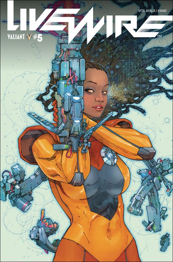 Livewire 5-A by Valiant Entertainment