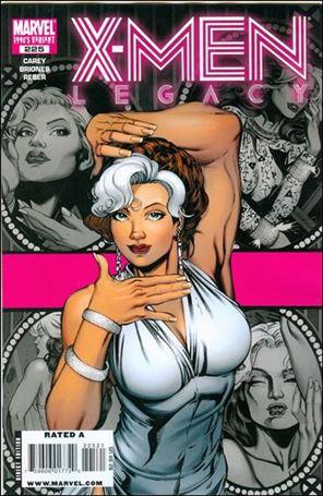 X-Men Legacy (2008) 225-B