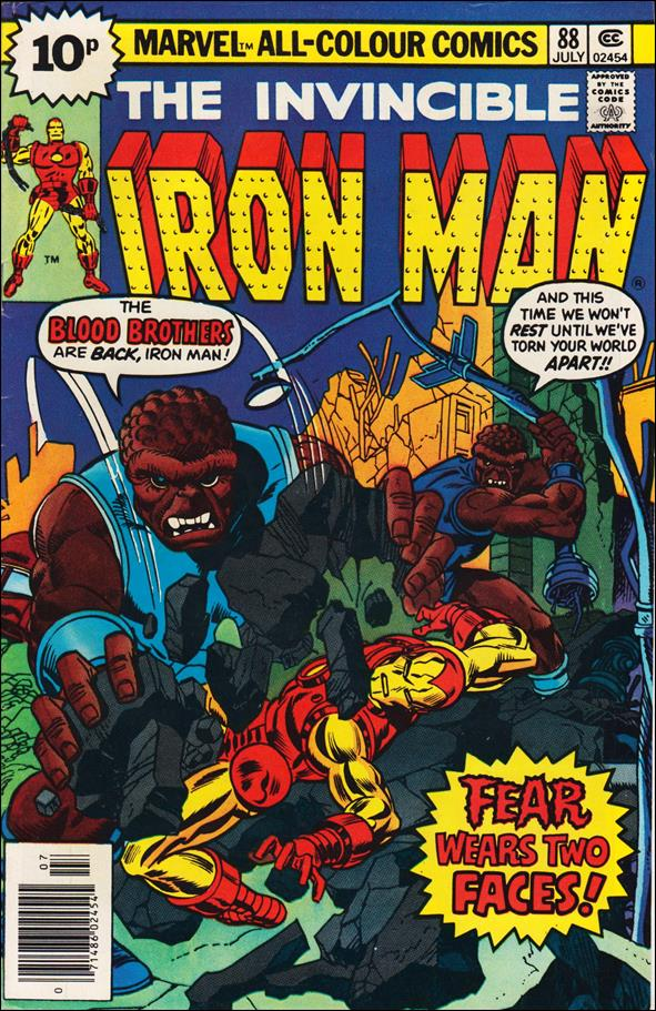 Iron Man (1968) 88-C by Marvel