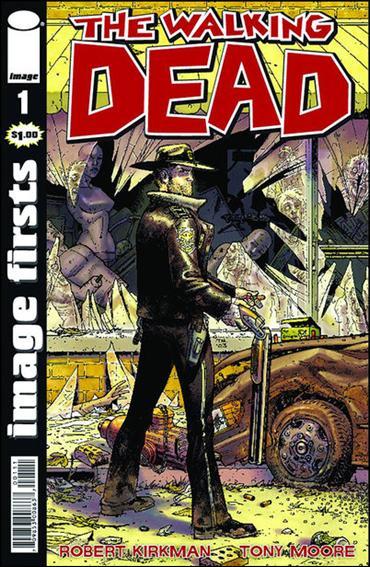Walking Dead (2003) 1-D by Image