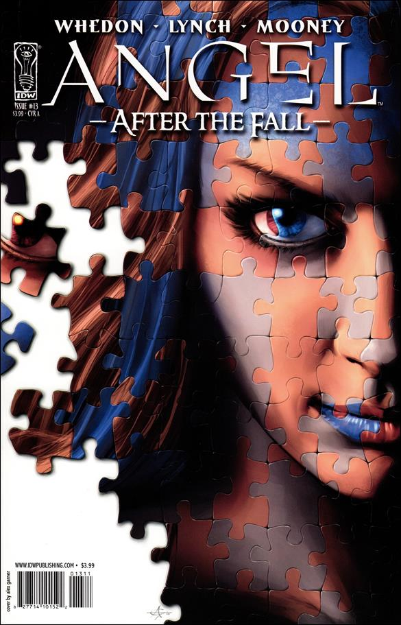 Angel: After the Fall 13-A by IDW